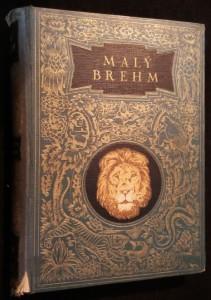 náhled knihy - Malý Brehm : vylíčení života a vlastností zvířat a rostlin. O nerostech. Svazek V. Mineralogie