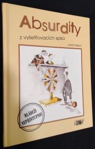 náhled knihy - Absurdity z vyšetřovacích spisů