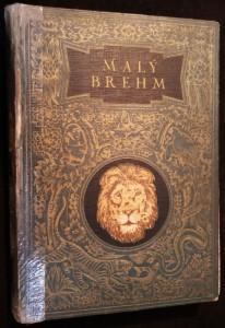 náhled knihy - Malý Brehm : vylíčení života a vlastností zvířat. Svazek III. Plazi