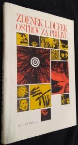 náhled knihy - Ostrov za přílivu : balada oněch dnů