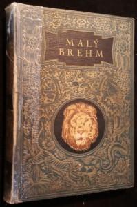 náhled knihy - Malý Brehm : vylíčení života a vlastností zvířat a rostlin. O nerostech. Svazek I. Ssavci