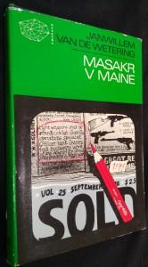 náhled knihy - Masakr v Maine (edice smaragd, svazek 107)