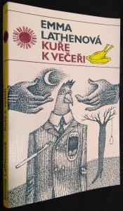 náhled knihy - Kuře k večeři