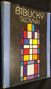náhled knihy - Biblický slovník