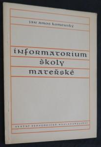 náhled knihy - Informatorium školy mateřské