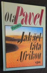 náhled knihy - Jak šel táta Afrikou : povídky