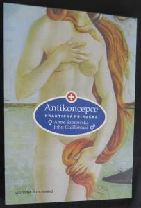 náhled knihy - Antikoncepce : praktická příručka