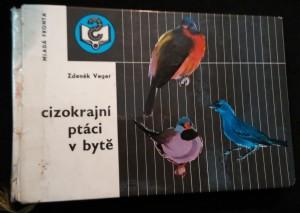 náhled knihy - Cizokrajní ptáci v bytě