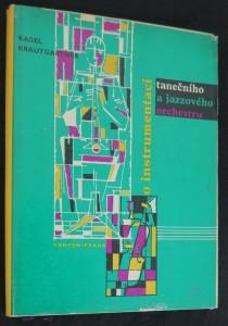 náhled knihy - O instrumentaci tanečního a jazzového orchestru