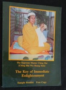 náhled knihy - The key of Immediate Enlightenment