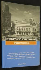 náhled knihy - Pražský kulturní průvodce