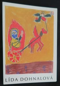 náhled knihy - Lída Dohnalová - soubor pohlednic