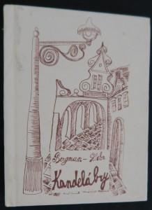 náhled knihy - Kandelábry (včetně autorova autogramu)