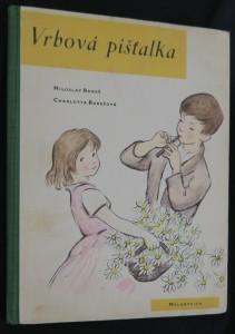 náhled knihy - Vrbová píšťalka