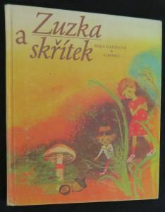 náhled knihy - Zuzka a skřítek
