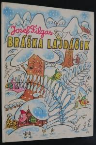 náhled knihy - Bráška Lajdáček