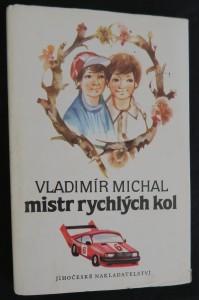náhled knihy - Mistr rychlých kol : kniha pro děti a mládež