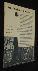 náhled knihy - Do druhého kola... (ročník II, číslo I)