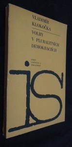 náhled knihy - Volby v pluralitních demokraciích