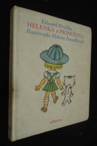 náhled knihy - Helenka a Princezna