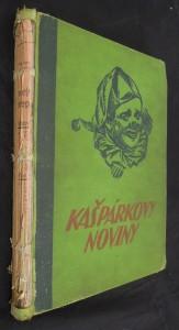 náhled knihy - Kašpárkovy noviny