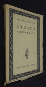 náhled knihy - Cyrano z Bergeracu : bohatýrská komedie veršem o pěti dějstvích