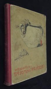 náhled knihy - Tajemní přátelé : veselé povídačky o skřítcích