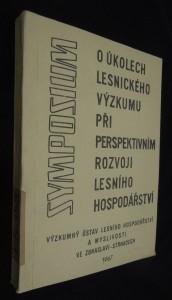 náhled knihy - Aktiv pracovníků VTEI v lesním hospodářství a myslivosti : sborník