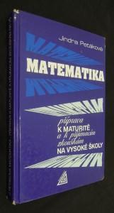 náhled knihy - Matematika : příprava k maturitě a k přijímacím zkouškám na vysoké školy