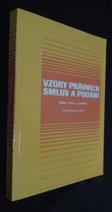 náhled knihy - Vzory právních smluv a podání pro občany