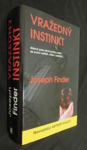 náhled knihy - Vražedný instinkt