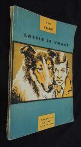 náhled knihy - Lassie se vrací