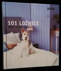 náhled knihy - 101 ložnice : barvy, styly a zařízení