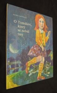 náhled knihy - O Tomášovi, který se nebál tmy