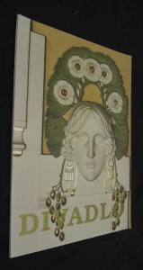 náhled knihy - Divadlo : ročník 2, říjen 1994