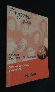 náhled knihy - Německo-český slovníček