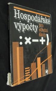 náhled knihy - Hospodářské výpočty pro střední školy