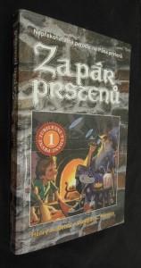 náhled knihy - Za pár prstenů : parodie na román J.R.R. Tolkiena Pán prstenů