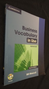náhled knihy - Business Vocabulary in Use