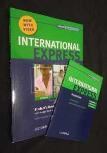 náhled knihy - International Express : Student´s Book Intermediate