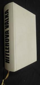 náhled knihy - Hitlerova válka a válečná stezka let 1933-1945