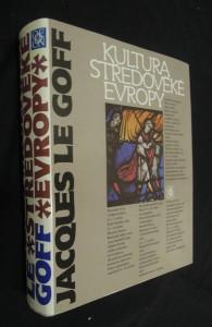 náhled knihy - Kultura středověké Evropy
