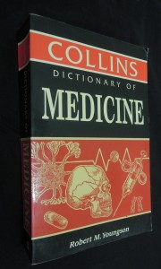 náhled knihy - Collins dictionary of medicine