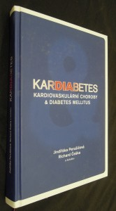 náhled knihy - Kardiabetes : kardiovaskulární choroby & diabetes mellitus