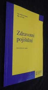 náhled knihy - Zdravotní pojištění : doporučeno ke studiu