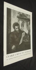 náhled knihy - České umění 19. století