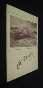náhled knihy - Otakar Novák : březen 1951 : katalog výstavy