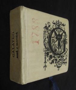 náhled knihy - Galateo, aneb, O mravích