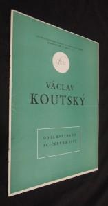 náhled knihy - Václav Koutský : obrazy z let 1943-1957 : katalog výstavy v Galerii Českého fondu výtvarných umění ... od 31. května do 24. června 195