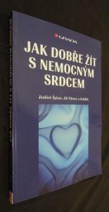 náhled knihy - Jak dobře žít s nemocným srdcem